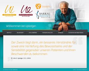 Upledger Institut, Upledger Verband, Ostheopathie  amp; Barral Institut